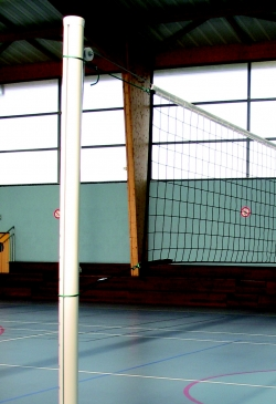 equipement sportif sports collectifs r f 112vbbull401n filet de volley ball etec. Black Bedroom Furniture Sets. Home Design Ideas