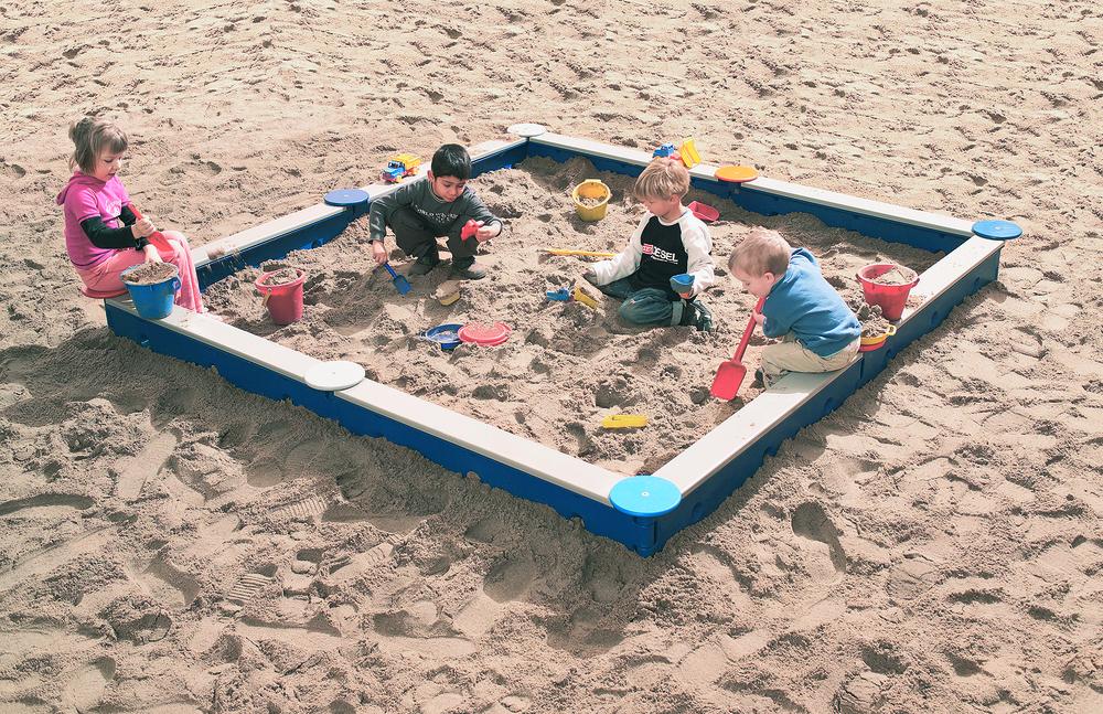 jeux bacs sable et tables d 39 activit s ledon r f 1440 bac sable modulaire etec. Black Bedroom Furniture Sets. Home Design Ideas